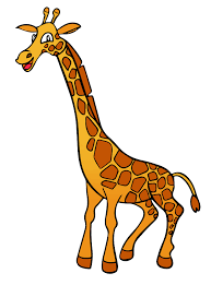 Znalezione obrazy dla zapytania żyrafka lokatka
